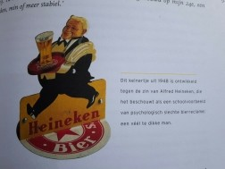 De Magie van Heineken/Eerste druk