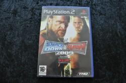 Smackdown vs Raw 2009 Playstation 2 PS2