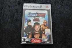 SmackDown vs. Raw 2008 Playstation 2 PS2 Platinum