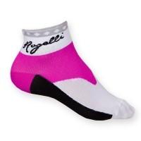 Dames sokken Type RCS-07 Wit/Violet
