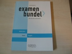 Examenbundel Engels HAVO