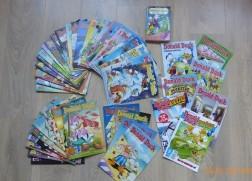 Donald Duck, stripbladen, pockets en  poster  NIEUW/GELEZEN