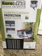 Caravan roof cover