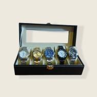 Box met 5 pracht horloges