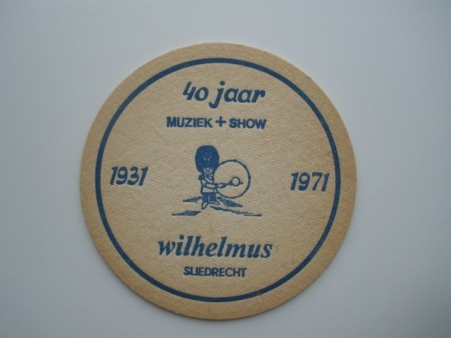 1 Viltje - 40 jaar muziek en show Wilhelmus - Sliedrecht
