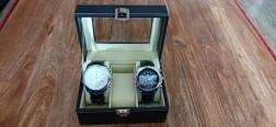 Box met 2 horloges