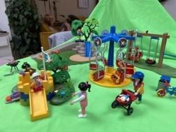 Playmobil speeltuin