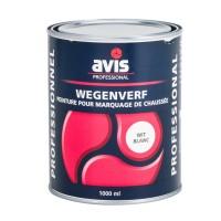 Avis Wegenverf - Wit - 2,5 liter