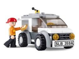 Sluban Bezorgwagen M38-B0359
