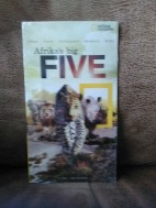 Afrika,s Big Five