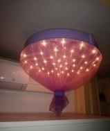 Leuke meisjes lamp