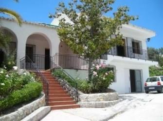 Te huur ruime villa in Andalusie met zwembad..