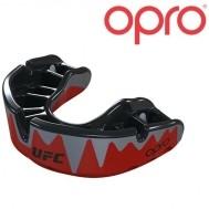 OPRO Platinum Gebitsbeschermer Rood Metal Zwart Adult OPRO…