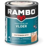 Rambo Pantserlak Vloer - Kleurloos 0000 Zijdeglans Transpar…