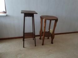 Antieke tafeltjes