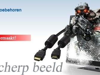 Zelf HDMI op maat aanleggen