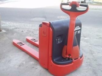 TEKOOP: Linde T16 elektrische pallettruck