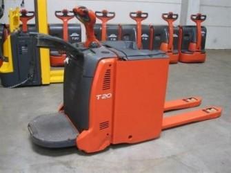 TEKOOP: Linde T20 ap elektrische pallettruck