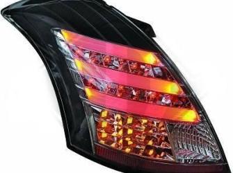 Suzuki Swift Achterlichten Lightbar Design