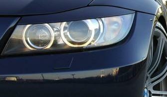 Booskijkers BMW E90 Koplampspoilers ABS Line
