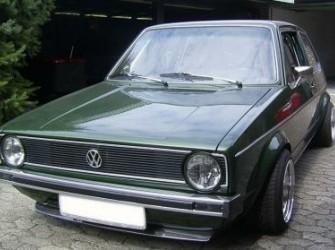 NLPower - Volkswagen Golf 1 voorspoiler Carbon
