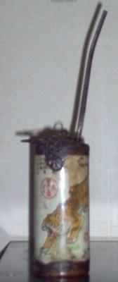Chinese opiumpijp (pot)
