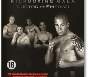 Rings Kickboxing Gala DVD's