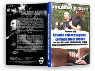 Kubotan en instructie DVD