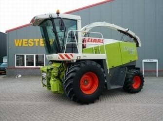 Claas 850-4 TRAC---SOLD---