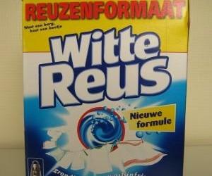 Witte reus 7 kilo