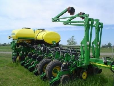 John Deere 1770NT CCS 16 Row maize-sunflower-soybean