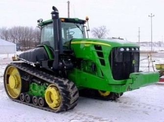 John Deere 9630T 530HP Tracks