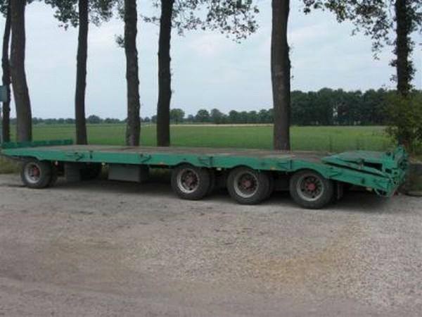 Bomech 4 assige trailer