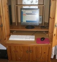 Leuke PC kast