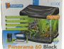 Foto Panorama zwart & zilver aquarium!
