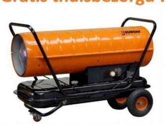 Eurom TK115T 117 Kw. Dieselkanon - Dieselheater