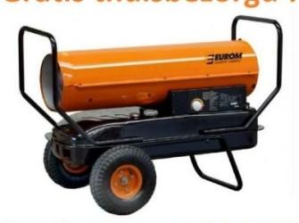 Eurom OK37T  36,6 Kw. dieselkanon diesel hetelucht
