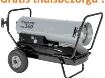 Einhell DHG 360 diesel heteluchtkanon       Info
