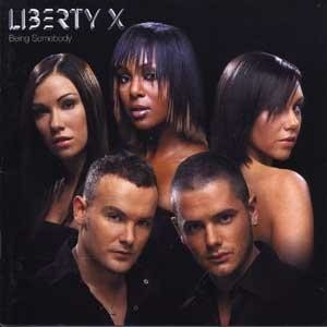 Liberty X Being somebody album
