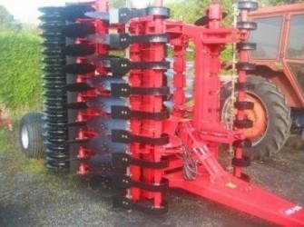 He-Va Disc roller 5 meter