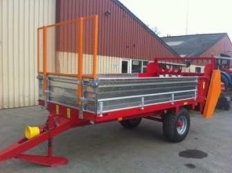 Jensen 4.5 ton NIEUW