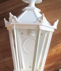 Nieuwe KS kwaliteits gevellamp, muurlantaarn