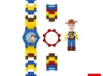 Lego horloges Toy Story