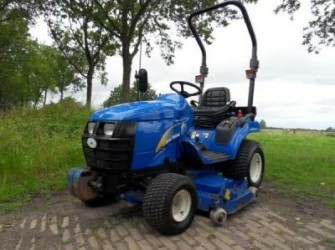 New Holland TZ24