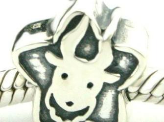 zilveren sterrenbeeld bedels van Vianti
