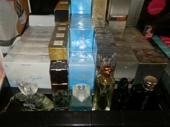parfums verschillende soorten