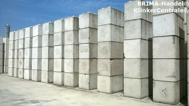 NIEUWE (B-keus) betonblokken megablokken stapelblo