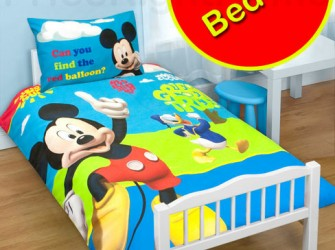 Mickey Mouse PLAY Junior Beddengoed Set