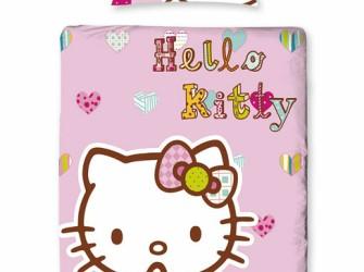 Hello Kitty FOLK Dekbedovertrek