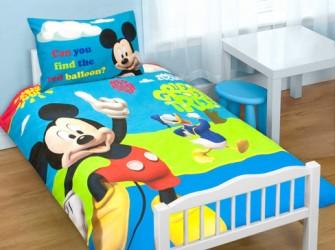 Mickey Mouse PLAY Junior Dekbedovertrek